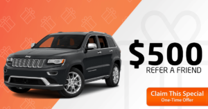 REFER A FRIEND Get $500