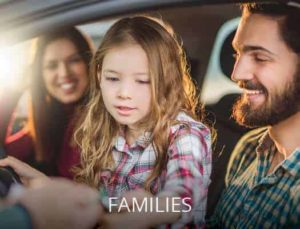 Vehicles Designed For Families