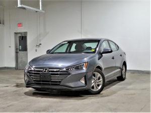2019 Hyundai Elantra Preferred  AT